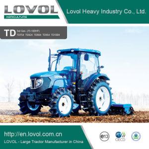 Lovol 75-100hpThird Erzeugungs-landwirtschaftlicher Traktor