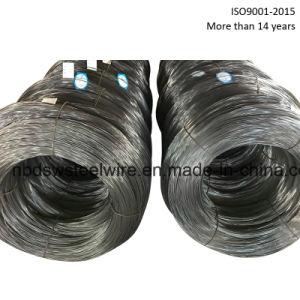 Filo di acciaio ad alto tenore di carbonio della molla di Swrh72A