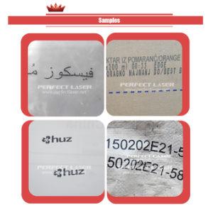 Continua de alta resolución industriales Fecha de expiración pequeña impresora de inyección de tinta Coder