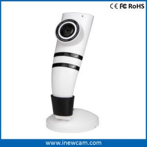 動きの検出、夜間視界および対面音声が付いている無線ホーム1080P機密保護IPのカメラ