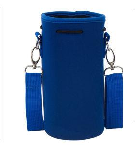 La couleur Logo personnalisé 1.5L Bouteille isotherme en néoprène sac du refroidisseur d'eau