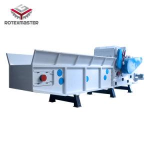 Rotexmaster nuevo diseño de alta eficiencia biotrituradora Shredder