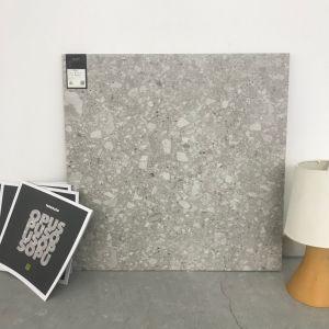 De eerste Tegel van het Porselein van de Vloer van het Ontwerp van de Keus Europese Ceramische Tegel Verglaasde (TER603)