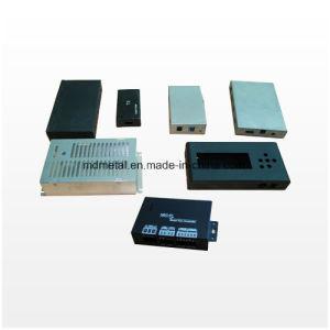 電気機器のための金属の電気ボックスを押すシート・メタル