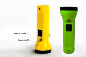 読書懐中電燈ライトが付いている再充電可能な太陽LEDのトーチ