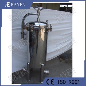 Líquido sanitarias de la bolsa de filtro Filtro de Mangas de acero inoxidable