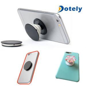 手の破裂音のグリップの電話携帯電話またはタブレットのための拡大の立場のホールダー