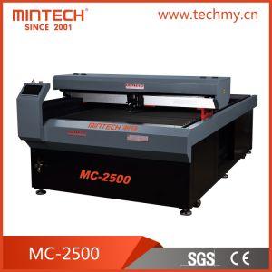 De Laser die van Co2 CNC Scherpe Machine voor Acryl/Houten Raad graveren