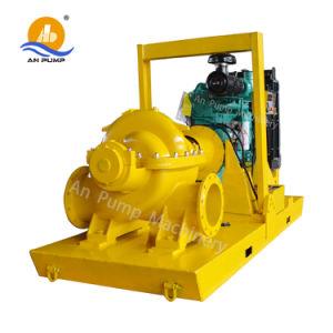 ディーゼル機関の主導の灌漑用水ポンプ