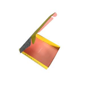طية عكسيّة يطبع ورق مقوّى لون صناديق بريديّة