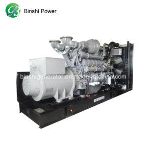 23kVA de diesel die Reeks van de Generator/Diesel Genset door Perkins Engine (BPM18) wordt aangedreven