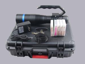 De Mano 6 longitudes de onda de alta potencia disponible de Investigación de la escena del crimen de la luz de LED
