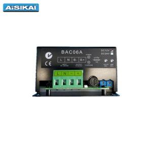 Haut de page La vente de chargeur de batterie du générateur diesel CC12V 6A à l'Italie