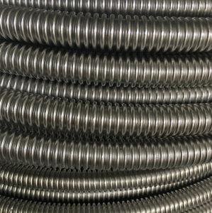 De Flexibele Slang van Corugated van het roestvrij staal