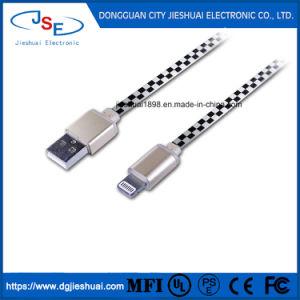 Premium плоские Tange-Free Apple Фги сертифицированных молнии для кабеля USB