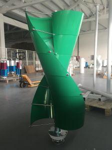 Mulino a vento di asse di 400W 12V/24V/generatore turbina verticali a spirale di vendita caldi del vento