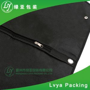 最も熱い販売のCustomedのロゴの印刷を用いるちり止めの昇進の衣類の衣服のスーツカバー袋