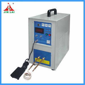 고주파 금속 놋쇠로 만드는 유도 가열 기계 (JL-25)