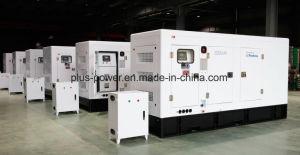 160 квт / 200 ква дизельный генератор установлен бесшумный типа с двигателями Perkins