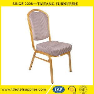 Restaurant chaise de salle de banquet d'empilage métal Président Président mobilier Hotel Use