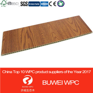 De Decoratieve Wallboard WPC Comités vervangen het Comité van de Muur van pvc