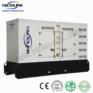 Ce/ISOの350kVA Cumminsによって動力を与えられる超無声ディーゼル発電機