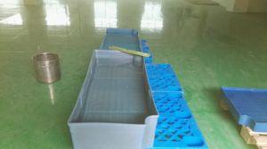 La bandeja de agua para la siembra de luz LED en barco