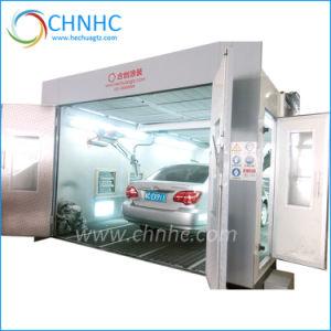 Alta efficace cabina di spruzzo infrarossa della vernice dell'automobile del riscaldamento da vendere