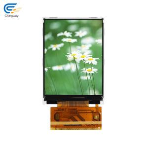 Alto brillo de 2,40 pulgadas LCD TFT legible con luz solar para automoción Monitor