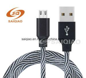 Dreieck-Spirale-Band USB-Kabel für Android