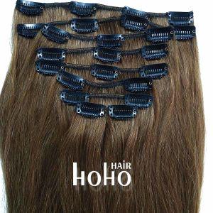 De Klemmen van het haar voor Meisjes de Klemmen van het Haar van 24 Duim voor Vrouwen