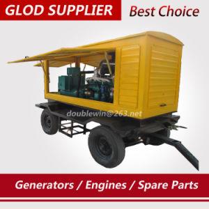100kw de diesel Prijs Genset van de Generator 125kVA voor Afrika