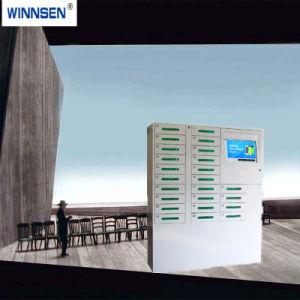 WiFi kompatibler an der Wand befestigter Spitzenselbstservice-Ladestation