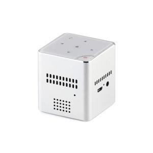 Телефон наименьший Беспроводная мини-проектор K16 видео 1080P DLP карманного проектора с Linux