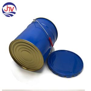 Recipiente de metal para pintura de embalagem do Canhão