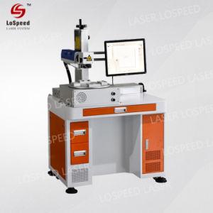 El grabado de pluma marcadora láser de fibra de China permanente