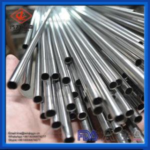 Tubo rotondo senza giunte/saldabile di SS304/316L sanitario tubo dell'acciaio inossidabile/
