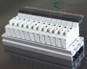 Sy3120-M5 bloque colector electroválvula neumática