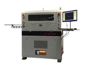 Equipamento de corte a laser do Núcleo da Válvula para tubo de metal/Tubo