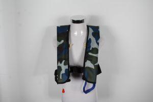 Venta caliente impermeable plegable Adult Swim chaleco hinchable