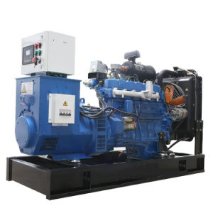 Biogas 플랜트를 위한 50kVA Biogas 발전기