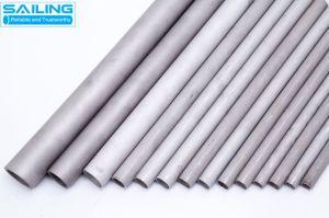 Naadloze Buis van het Roestvrij staal van ASTM A213 TP304/Wp304 de Onthardende