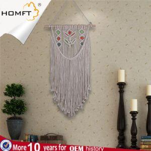 Плетение ручной ремесел богемского гобелен Macrame повесить на стену