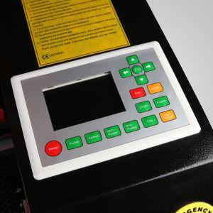станок для лазерной гравировки с цветным экраном 700*500 мм 60W CO2 лазерная трубка