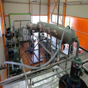 Черный Decoloring масла в машине используется масло Управления