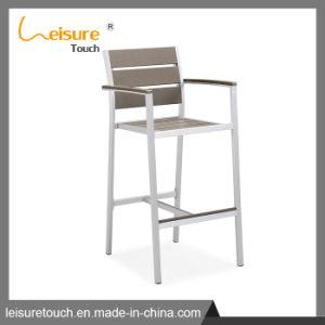 Outdoor mesa e cadeira Bistro Bar Lazer Mobiliário de Jardim