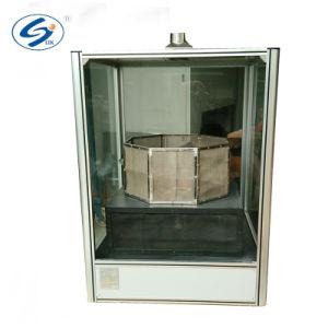 Batería de iones de litio batería de plomo ácido quema la quema de probar la máquina