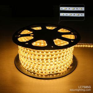 Vendas quente Non-Waterproof SMD LED 2835 Luz faixa flexível LC7558g