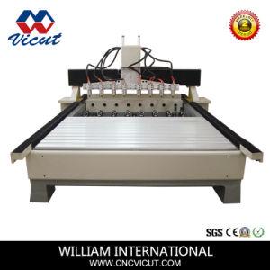 3D回転式彫版機械CNCの機械装置(VCT-7090R-4H)
