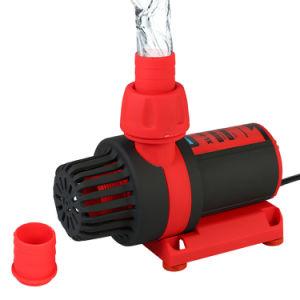 Pompa ad acqua dell'acquario, pompa sommergibile anfibia di conversione di frequenza dell'acquario, fontana dello stagno di pesci, ciclo di pompaggio